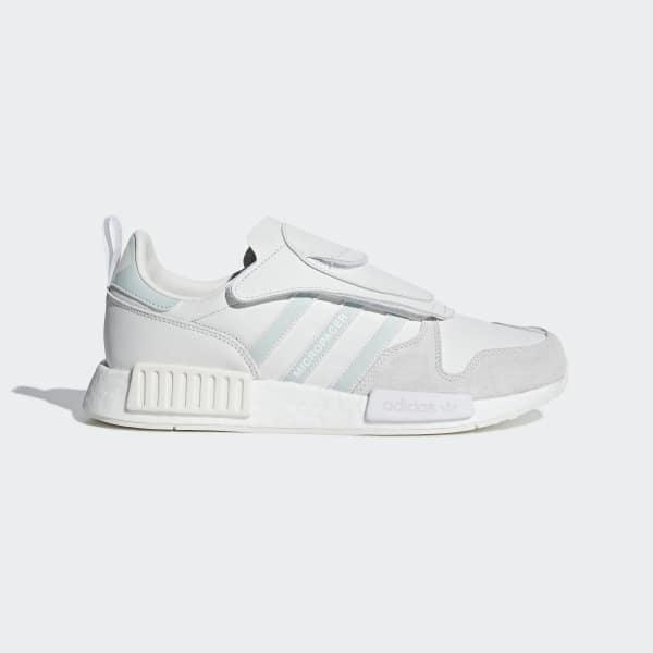 4970b7e94dae1 adidas MicropacerxR1 Shoes - White