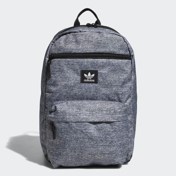 460bc45b44c5a9 adidas National Backpack - Grey