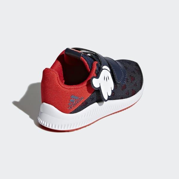 adidas Tenis FortaRun Disney Mickey - Rojo  e7b533b01f2b7