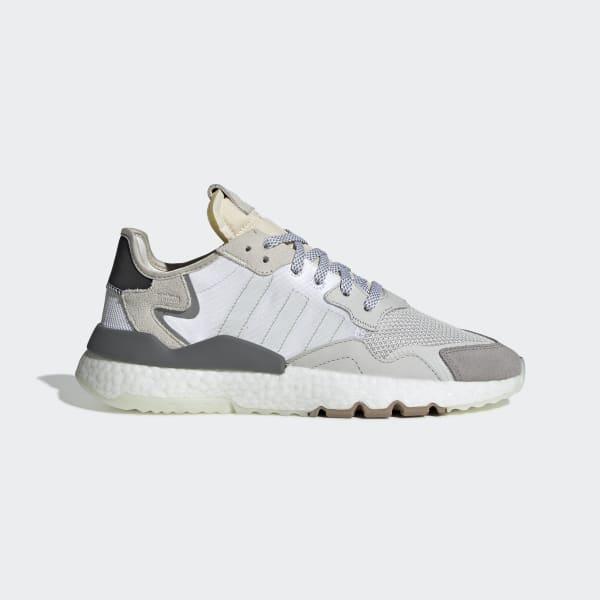 Buty adidas Nite Jogger Footwear White (CG5950) | Buty