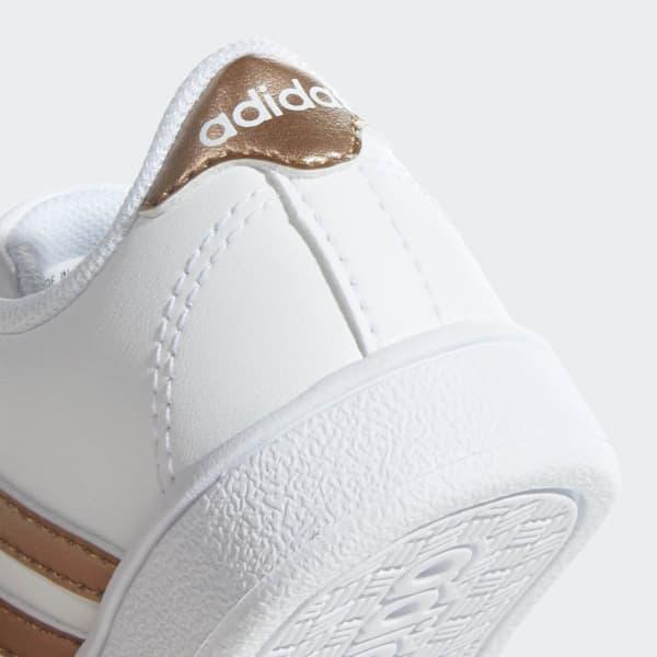 df5d84828 Zapatillas BASELINE CMF INF - Blanco adidas