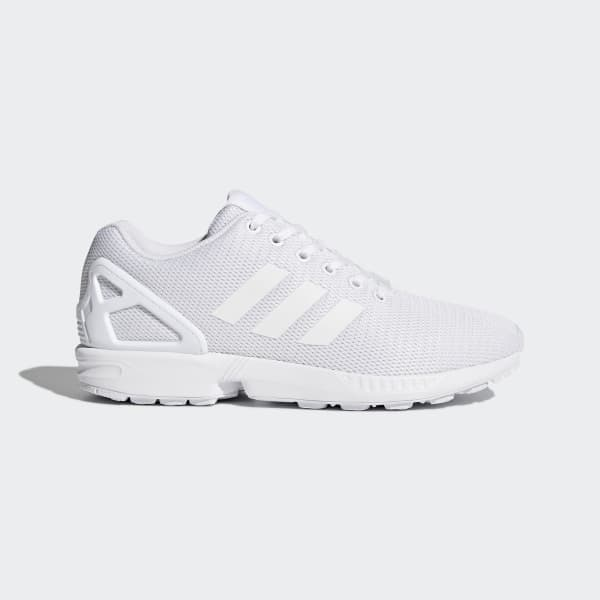 adidas ZX Flux Shoes - White | adidas UK