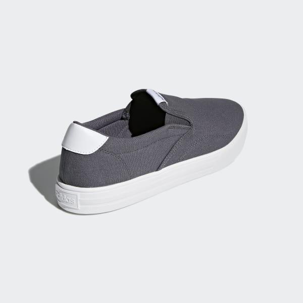 adidas VS Set Slip-on Shoes - Grey  4654dc72f7b99