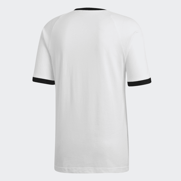 4608b1c3d6db5 Camiseta 3 bandas - Blanco adidas | adidas España