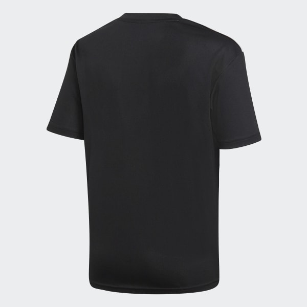 new style 66c15 6c129 adidas Camiseta Oficial Selección de Argentina Visitante Niño 2018 - Negro    adidas Argentina