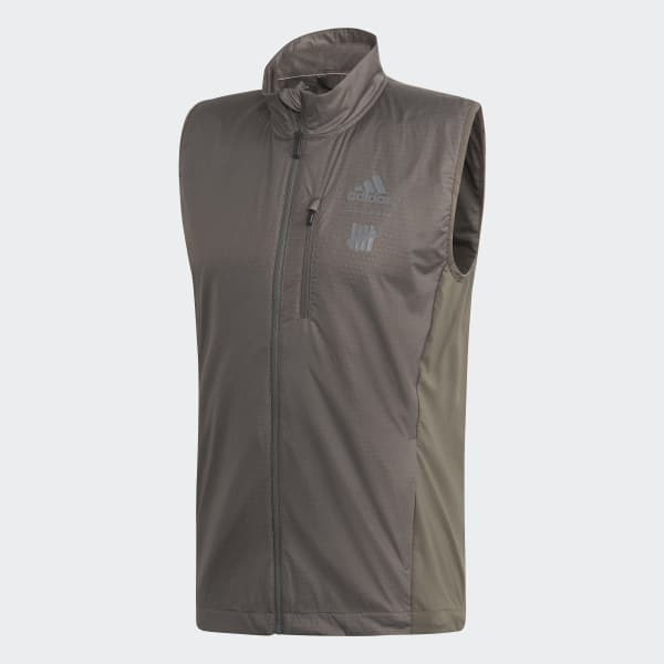 Alpinista angustia Error  adidas x UNDEFEATED Running Vest - Grey | adidas Turkey