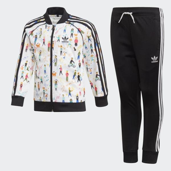 Veste de survêtement SST Multicolore adidas | adidas France