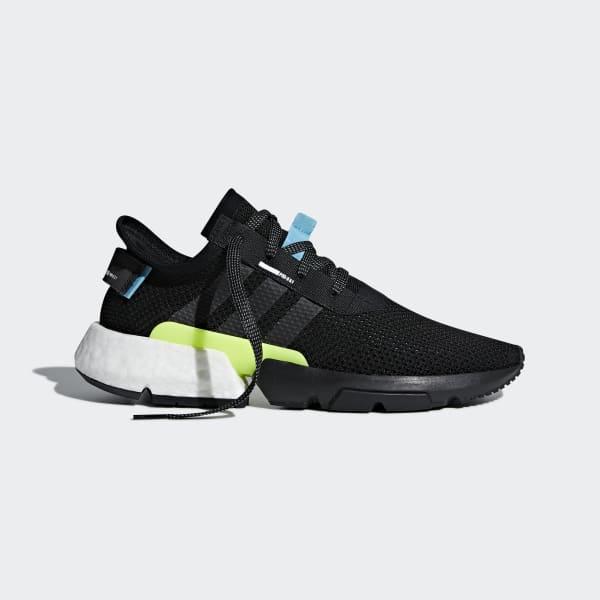 more photos 5a5d0 546ea adidas POD-S3.1 Shoes - Black  adidas US