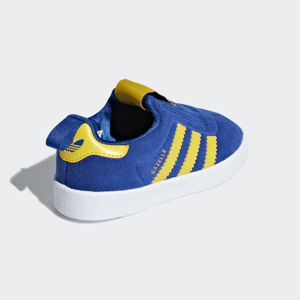 52f66fa07c9596 adidas Gazelle 360 Shoes - Blue