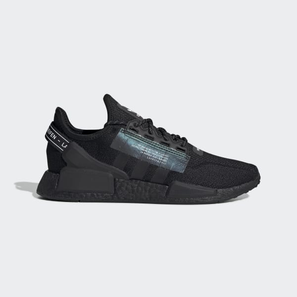 Men's NMD R1 V2 Core Black Shoes