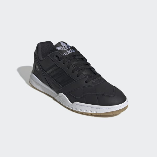 Mens Black Adidas Black AR 2.0 High Top Trainer
