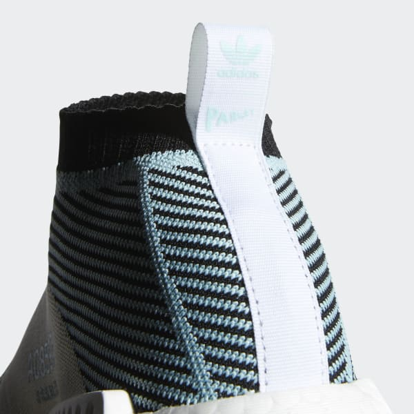 huge discount 66869 5e647 adidas NMD_CS1 Parley Primeknit Shoes - Black | adidas Canada