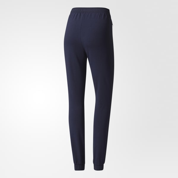 Pants Slim Cuffed Track