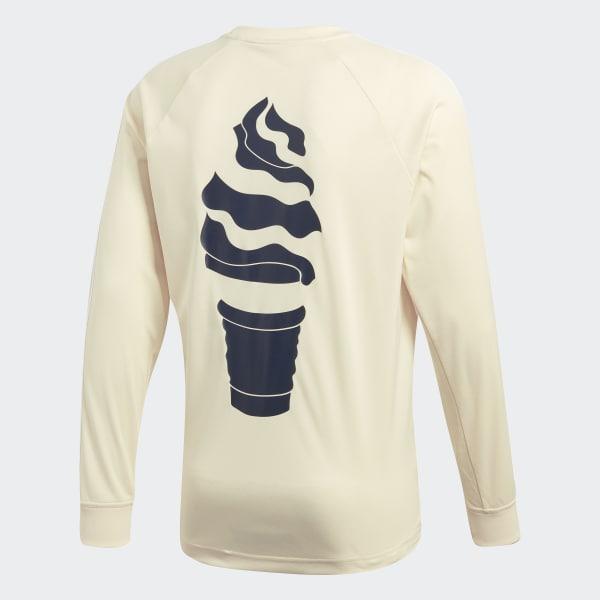 93de81d551 Camiseta Football - Amarelo adidas