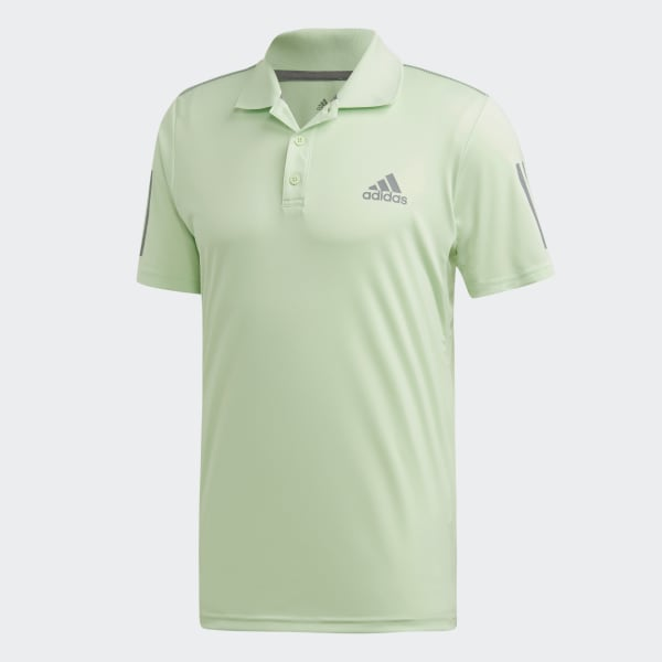 Polo 3 Stripes Club Vert adidas | adidas France