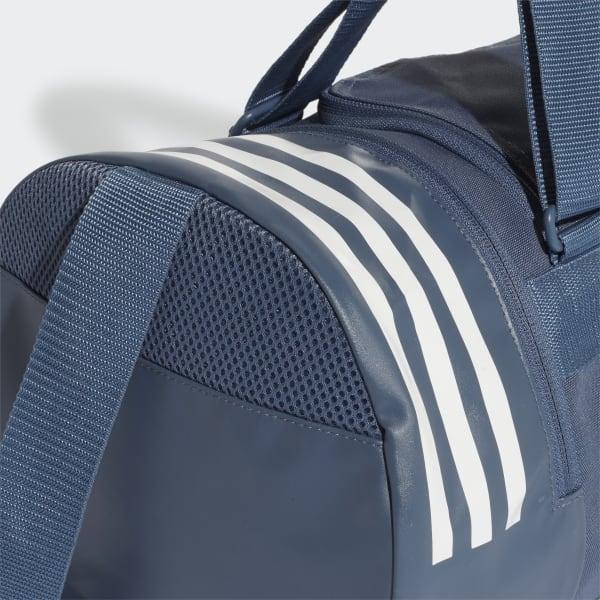 3556efa7708f4 adidas 3 Bantlı Dönüşebilen Duffel Çanta - Küçük Boy - Mavi | adidas Turkey