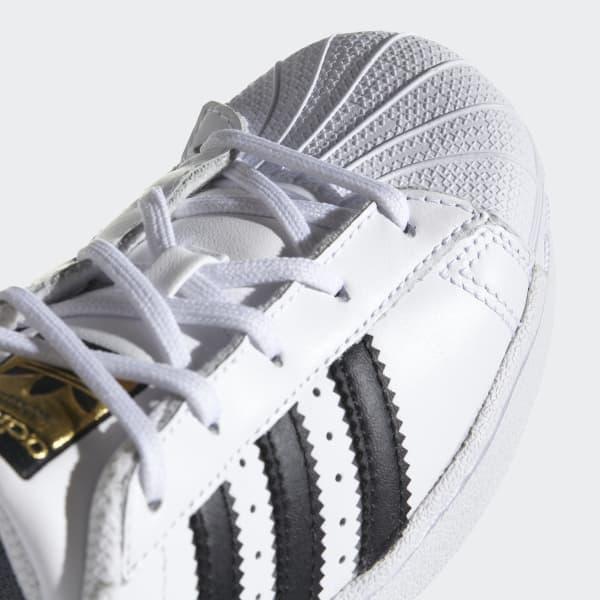 adidas Superstar Foundation Shoes - White  32a4dc58da653