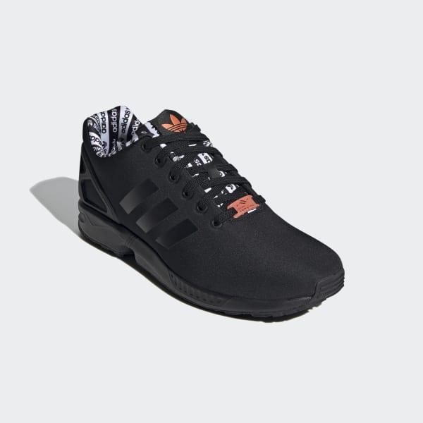 Adidas ZX Flux 'Tennis Pack' Menn solar rødcore svarte Sko