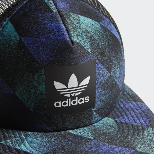 9cea70d52a46f adidas Gorra Towning Trucker - Multicolor