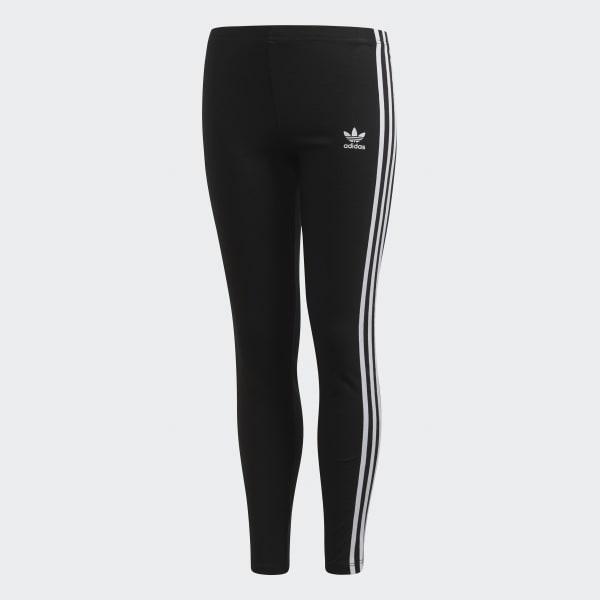 adidas 3-Stripes Leggings - Black  c7dd4469a6
