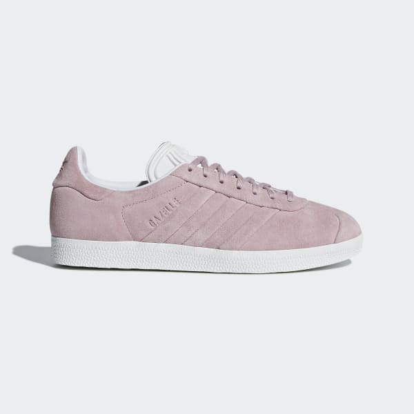 adidas Gazelle Stitch and Turn Shoes - Pink | adidas US | Tuggl