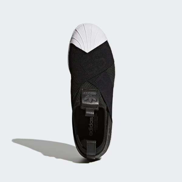 fd22c3fa7ea Tênis Superstar Slip-on - Preto adidas