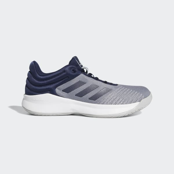 adidas Pro Spark 2018 Low Shoes - Grey