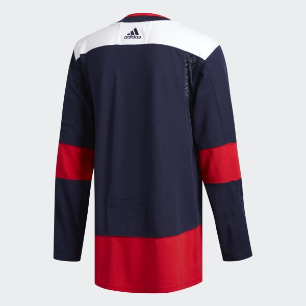 new product ce8ae bdd72 adidas Capitals Stadium Authentic Jersey - Multicolor | adidas Canada
