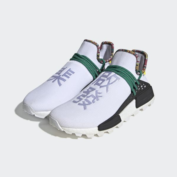 5dbc6296f0926 adidas PW SOLAR HU NMD - White