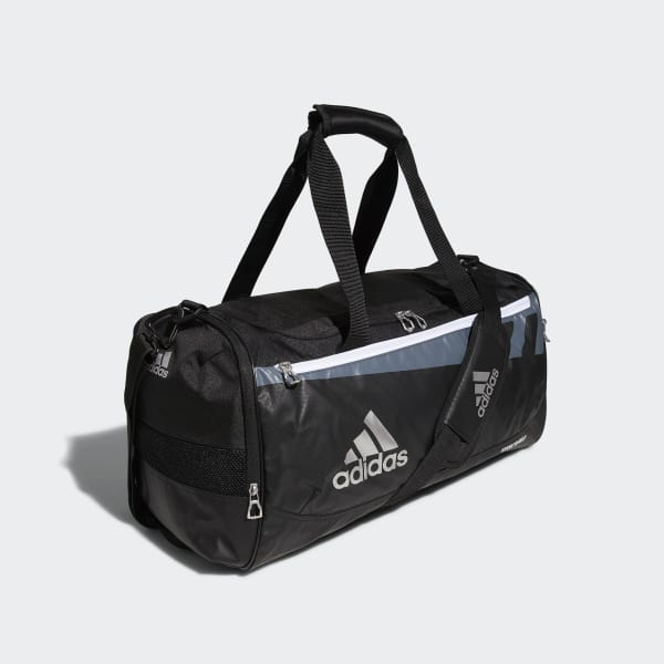 adidas Team Issue Duffel Bag Medium - Black  5eec24ac07880