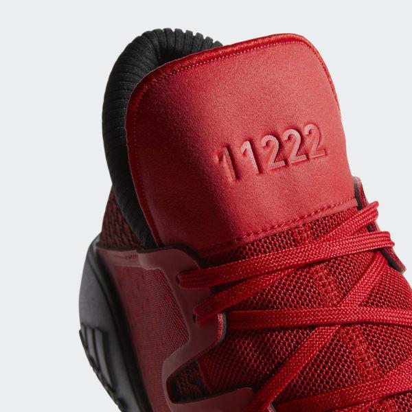 adidas Pro Vision Schuh Rot | adidas Switzerland