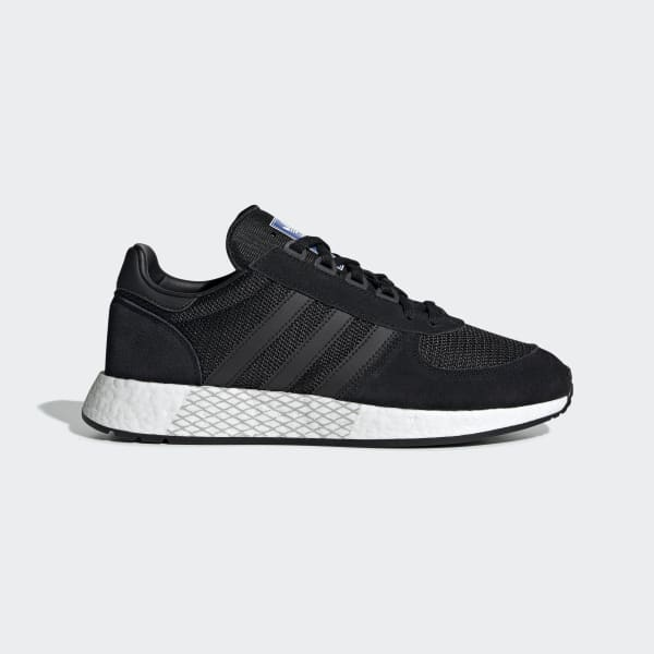 hot-selling fashion exquisite style quality first adidas Marathon Tech Shoes - Black | adidas US