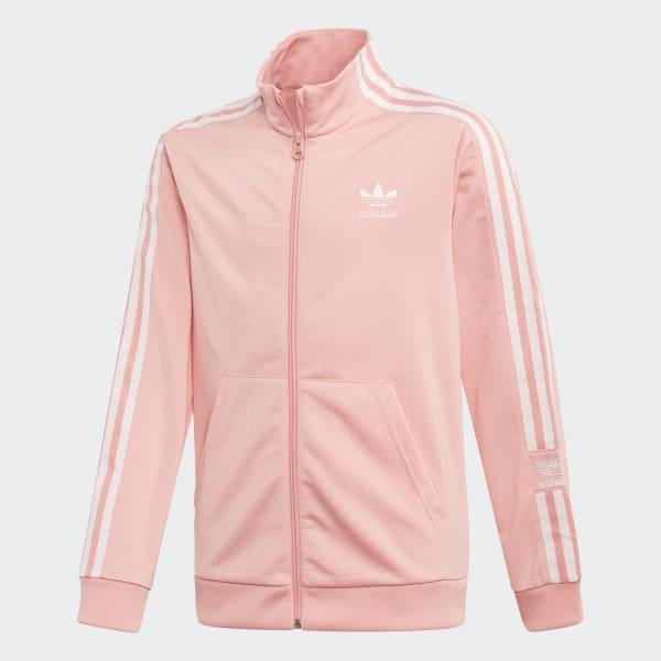 Casaco rosa (P) Adidas