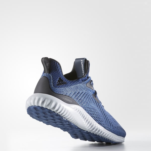 656155a12 adidas Men s Alphabounce Engineered Mesh Shoes - Blue