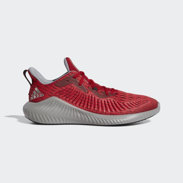 adidas Alphabounce+ Shoes - Red | adidas US