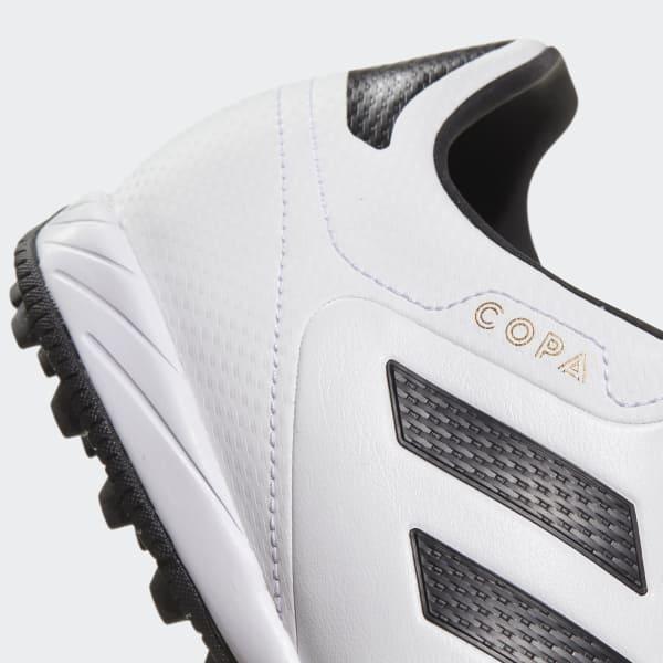 new concept dd03d 7f40b adidas Botines de fútbol Copa Tango 18.3 Césped Artificial - Blanco  adidas  Argentina