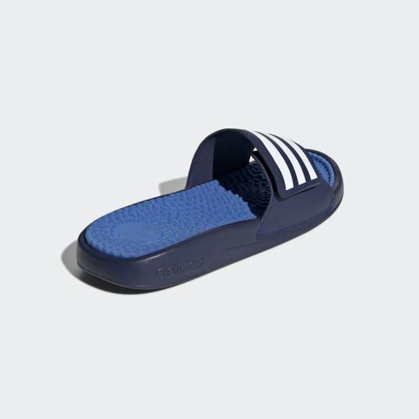 Azul Planta de semillero cuchara  Sandalias Adissage TND - Azul adidas | adidas Peru