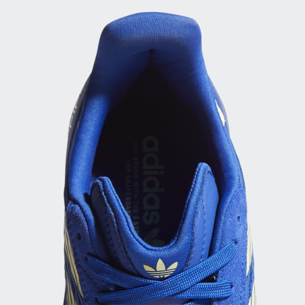 Adidas Copa Nationale Shoes Team Royal Blue Yellow Tint