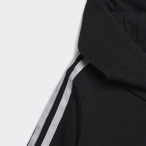 adidas Sport Goofy Hoodie Set Schwarz | adidas Austria