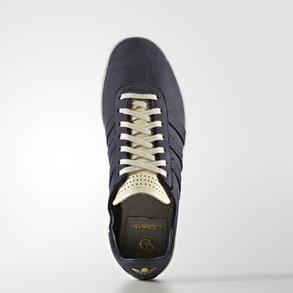 timeless design f5515 e5ae9 adidas Tenis Gazelle Crafted - Gris  adidas Mexico