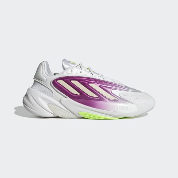 Women's adidas Ozelia 'Cloud White / Purple' .00 Free Shipping