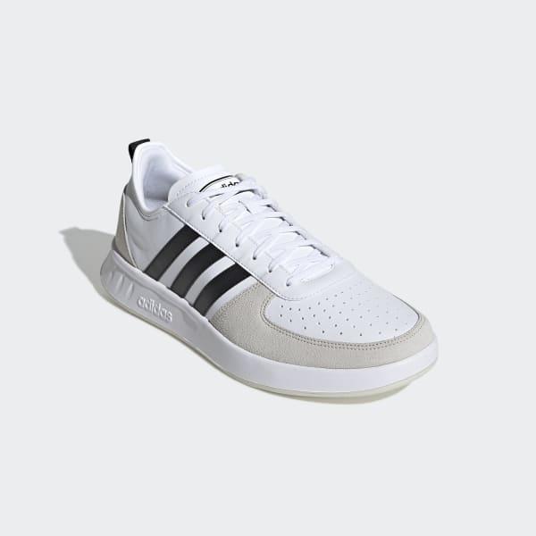 adidas Court 80s Schuh Weiß   adidas Deutschland