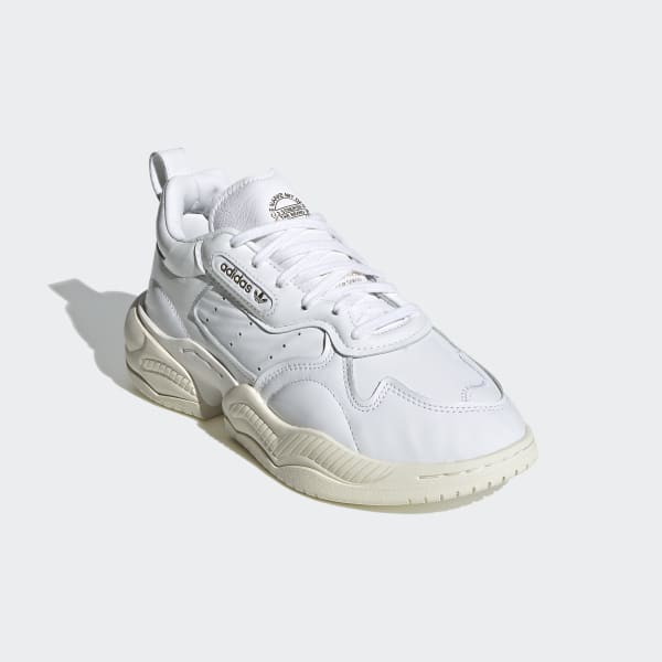 Adidas Supercourt rx w Blanc or FV0850