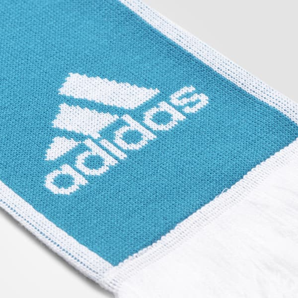 online store a9915 81a47 adidas Real Madrid Scarf - Blue   adidas US