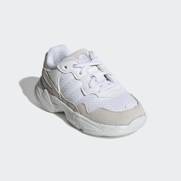 0aa3b824b72 adidas Sapatos Yung-96 - Branco