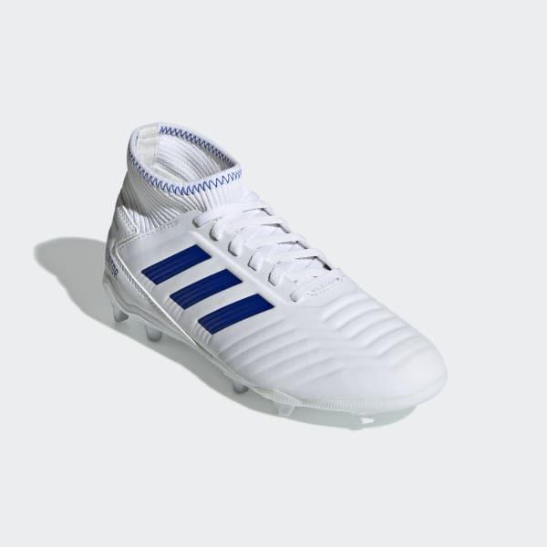 5acd47da adidas Predator 19.3 Firm Ground fotballsko - Hvit | adidas Norway