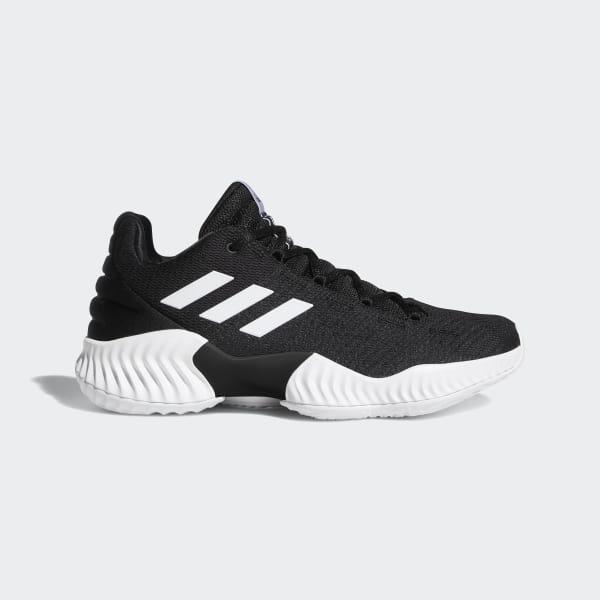 adidas Pro Bounce 2018 Low Shoes - Black | adidas US