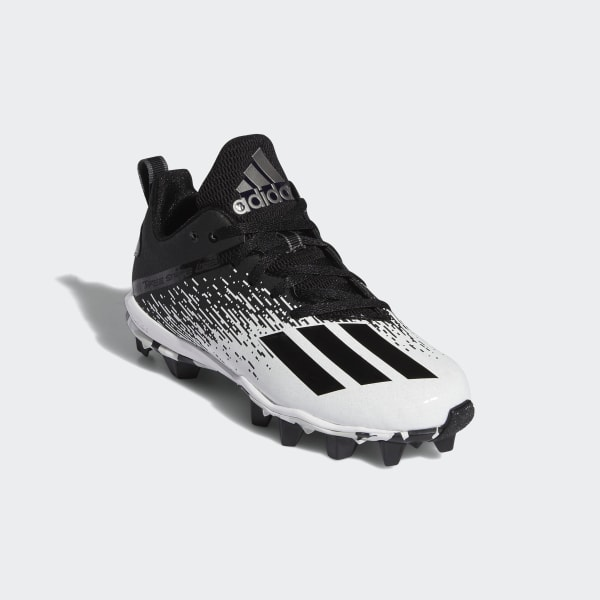 adidas Adizero Spark MD Cleats - Black
