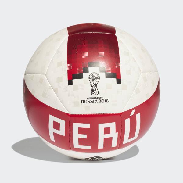 Pelota de fútbol Perú 2018