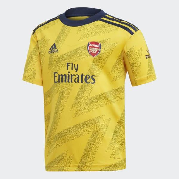 Arsenal Away Mini Kit